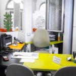 foto studio sefreteria - Studi Mezzena Centro di Riabilitazione Odontoiatrica a Concesio (BS) - Orzinuovi (BS) - Pessano (MI) - Treviglio (BG)