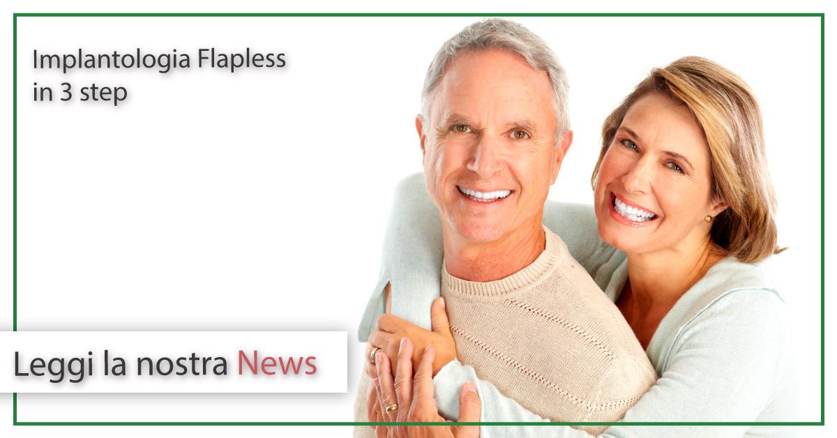 implantologia flapless | Studi Mezzena | Dentista a Brescia