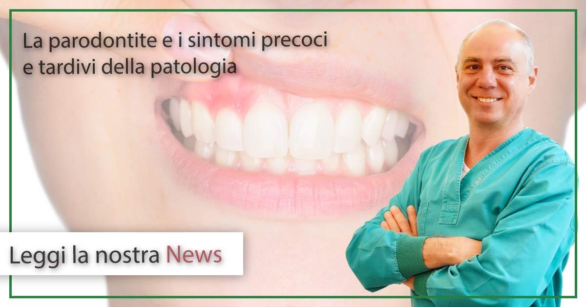Parodontite e sintomi | Studi Mezzena | Dentista a Brescia